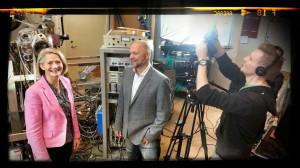 Intervju med Pia Kinhult för Colibri 2013