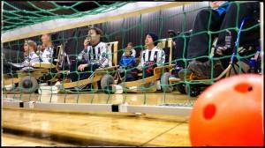 Det segrande FIFH-laget i elhockeyns elitgrupp  på Malmö Open