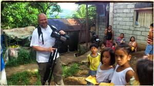 Med slumbarn i Manila, Filippinerna