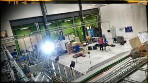 Produktionstekniskt centrum på Innovatum i Trollhättan utvecklar framtidens teknik